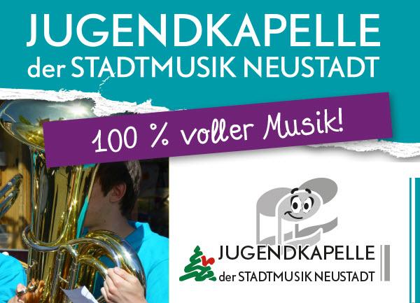 Jugendkapelle Stadtmusik Neustadt e.V.
